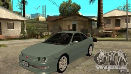 Acura Integra Type-R - Stock für GTA San Andreas