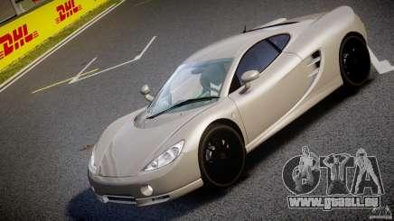 Ascari KZ-1 für GTA 4