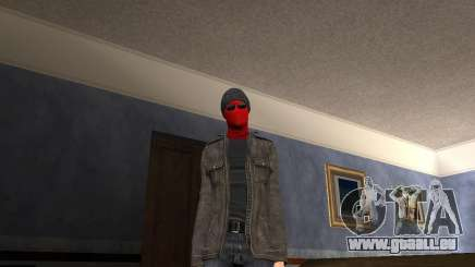 Spider Man pour GTA San Andreas
