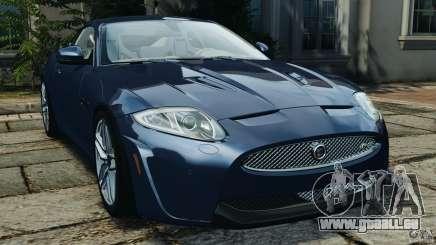 Jaguar XKR-S Trinity Edition 2012 v1.1 für GTA 4