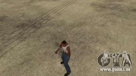 Carcajou mod v1 (Scooby-Doo) pour GTA San Andreas