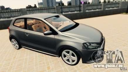 Volkswagen Polo v2.0 für GTA 4
