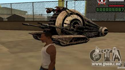 Alliance Tank Droid für GTA San Andreas