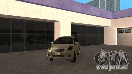 Toyota Yaris Sport 2008 pour GTA San Andreas