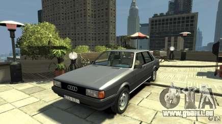 Audi 80 B2 1985 Quattro pour GTA 4