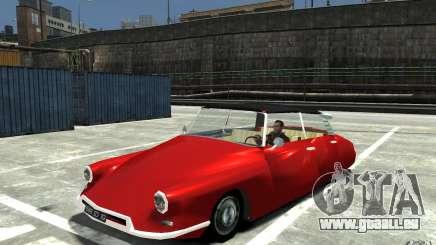 Citroen ID 19 pour GTA 4