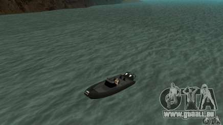 GTAIV Dinghy für GTA San Andreas