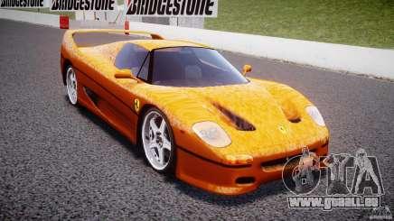 Ferrari F50 für GTA 4