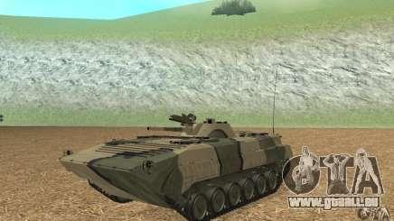 BMP-1 Camo für GTA San Andreas