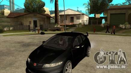 2009 Honda Civic Type R Mugen Tuning pour GTA San Andreas