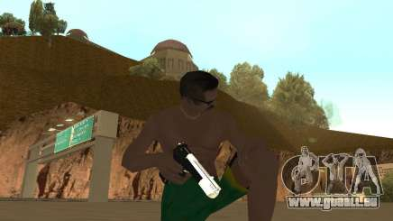 Weapon Pack V1.0 pour GTA San Andreas