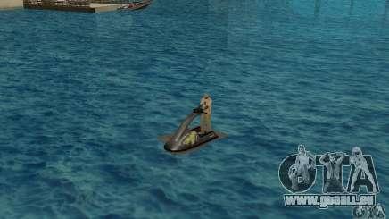 Wasserscooter für GTA San Andreas