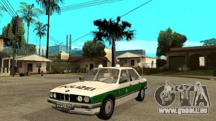 BMW E30 323i Polizei für GTA San Andreas