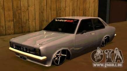 Chevrolet Chevette 1976 TDW Edit pour GTA San Andreas