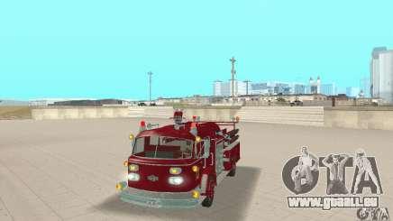 American LaFrance Pumper 1960 für GTA San Andreas