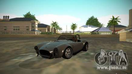 Shelby Cobra für GTA San Andreas