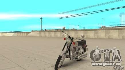 Jawa 350 pour GTA San Andreas