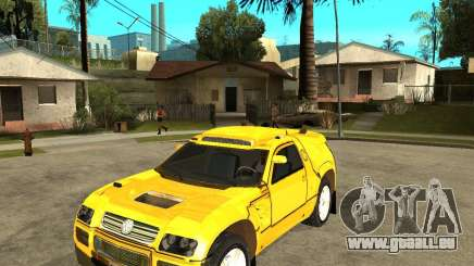 Volkswagen Touareg pour GTA San Andreas