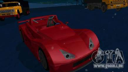 Lada Revolution pour GTA San Andreas