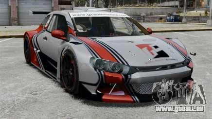 Volkswagen Scirocco BTCS MkIII 2010 für GTA 4