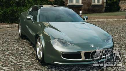 Daewoo Bucrane Concept 1995 pour GTA 4