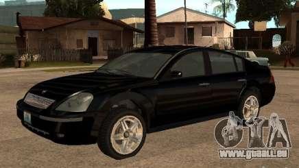 Nissan Teana für GTA San Andreas