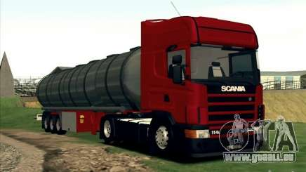 Scania 114L für GTA San Andreas