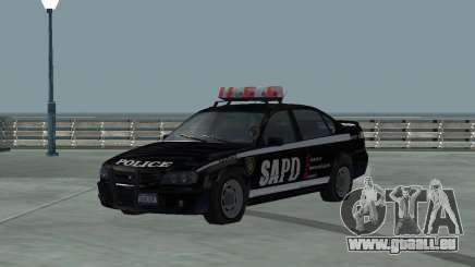 Cop Car Chevrolet für GTA San Andreas