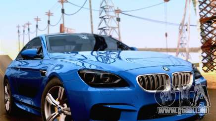 BMW M6 2013 für GTA San Andreas