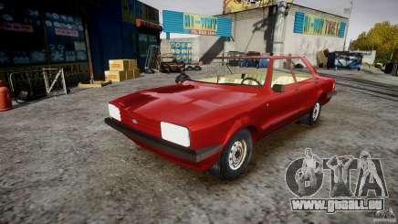 Ford Taunus pour GTA 4