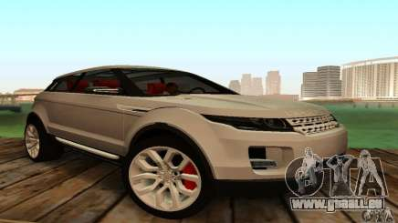 Land Rover Range Rover Evoque für GTA San Andreas