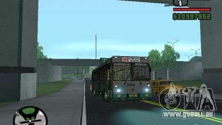 LIAZ 5283.01 für GTA San Andreas