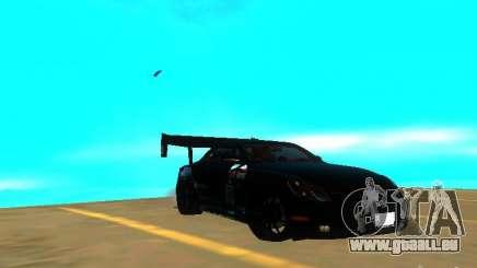 Lexus SC430 Daigo Saito v2 für GTA San Andreas