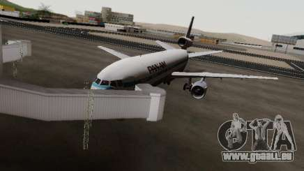 McDonell Douglas DC-10-30 PanAmerican Airways pour GTA San Andreas
