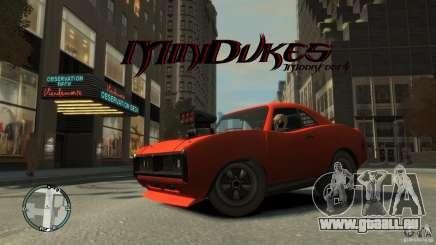 Mini Dukes pour GTA 4