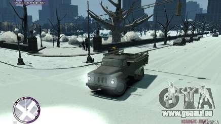 GAZ 53 für GTA 4