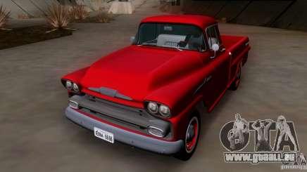 Chevrolet Apache GM 1959 pour GTA San Andreas