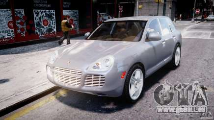 Porsche Cayenne 955 Turbo v1.0 für GTA 4