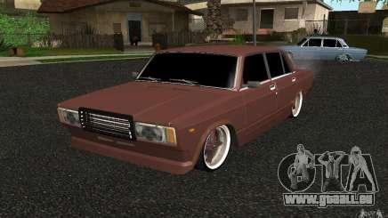 VAZ 2107 Auto Tuning für GTA San Andreas