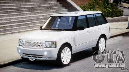 Range Rover Supercharged 2009 v2.0 für GTA 4