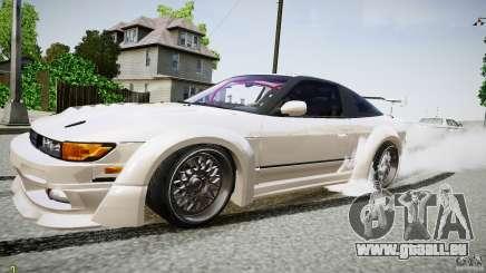 Nissan Sileighty pour GTA 4
