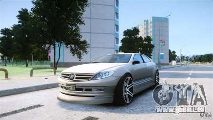 Schafter2 Sedan pour GTA 4