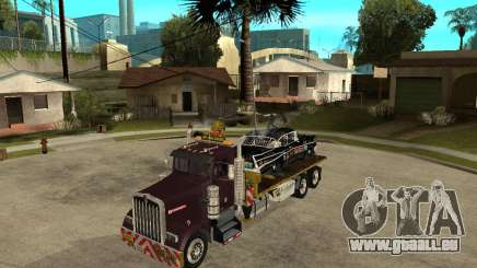 Kenworth W900 SALVAGE TRUCK für GTA San Andreas