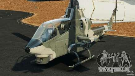 Bell AH-1 Cobra pour GTA 4