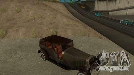 Cadillac BP pour GTA San Andreas