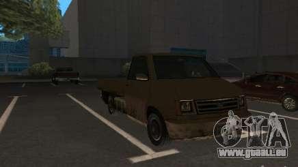 Moonbeam Pickup pour GTA San Andreas