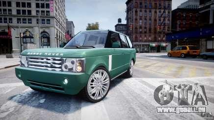 Range Rover Vogue pour GTA 4