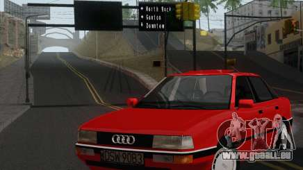 Audi 90 Quattro für GTA San Andreas
