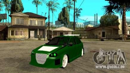 Opel Corsa Extreme Revoluiton für GTA San Andreas
