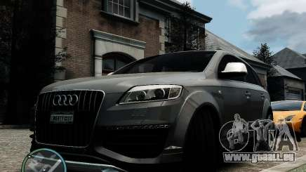Audi Q7 V12 TDI Quattro Updated pour GTA 4